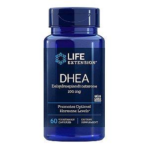 DHEA 100mg (60 Cápsulas) – Life Extension
