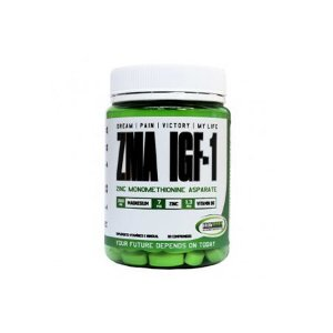 Zma Ig Factor1 - 90 Comp Ironwork Science Nutrition