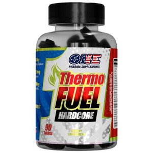 Thermo Fuel Hardcore- 90 Tabletes - One Pharma Supplements