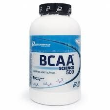 BCAA Science Mastigável 500mg - (200 Tabletes) - Performance Nutrition