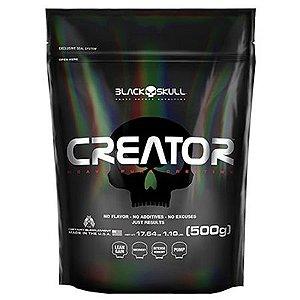 CREATOR REFIL (500G) - BLACK SKULL