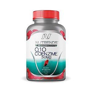 Coenzima Q10 - 100mg - Nutrends - 50mg De Q10 Por Cápsula