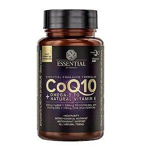 COQ10 (60CAPS) - ESSENTIAL NUTRITION