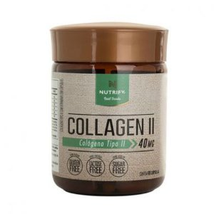 COLLAGEN II - NUTRIFY - 60CAPS