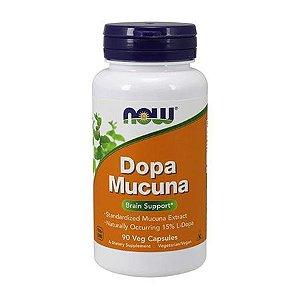 L-DOPA MUCUNA - (60mg / 400mg) - 90 cap