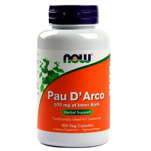'PAU D'ARCO 500mg - 100 cap