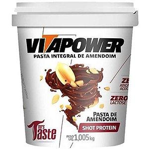 VITAPOWER PASTA DE AMENDOIM
