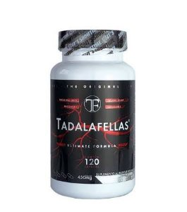 Tadalafellas Power Supplements - 120 caps