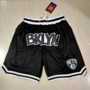 Shorts Just Don NBA - Brooklyn Nets