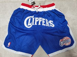 Shorts Just Don NBA - Los Angeles Clippers