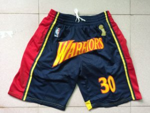 Shorts Just Don Golden State Warriors