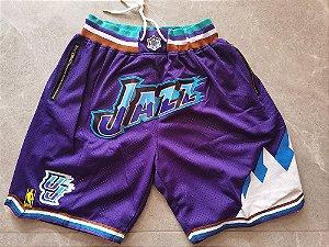 Shorts Just Don Utah Jazz