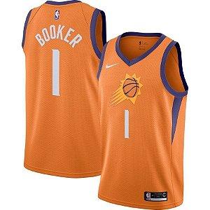 Camisa de Basquete Phoenix Suns 2021 - 1 Booker, 3 Paul