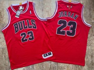 Camisa de Basquete Chicago Bulls Bordado Denso Adidas - 23 Michael Jordan