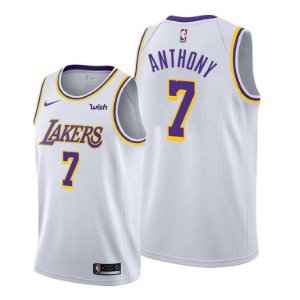Camisas de Basquete Los Angeles Lakers - 7 Carmelo Anthony