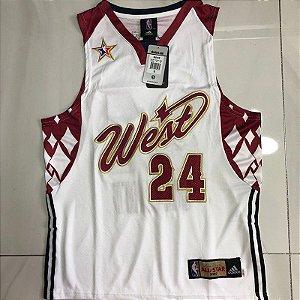 Camisa de Basquete All Star Game Las Vegas 2007 - Kobe Bryant 24