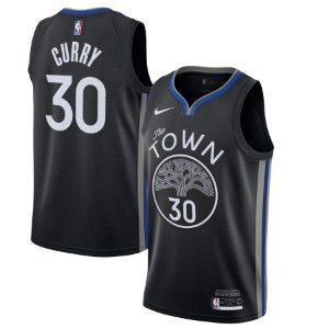 "Camisas Golden State Warriors ""The Town"" - 30 Stephen Curry - 11 Klay Thompson"