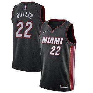 Camisas Miami Heat - 3 Dwyane Wade, 22 Butler