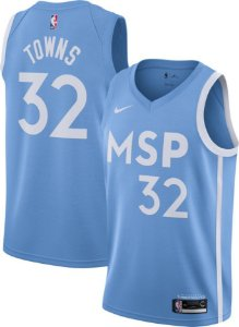 Camisa Minnesota Timberwolves - 32 Karl-Anthony Towns