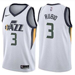 Camisa Utah Jazz - 3 Ricky Rubio - 45 Donovan Mitchell