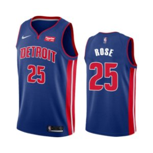 Camisas Detroit Pistons - 23 Griffin, 25 Derrick Rose