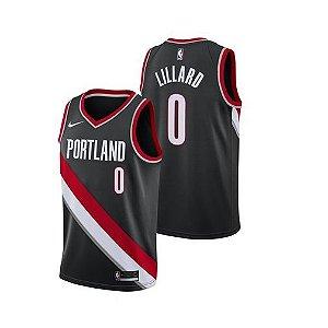 Camisas Portland Trailblazers - 0 Lillard, 3 McCollum, 00 Anthony