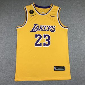 Camisa de Basquete Los Angeles Lakers - 23 LeBron James