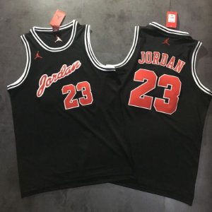 Camisas Retrô Jordan Chicago Bulls - 23 Michael Jordan