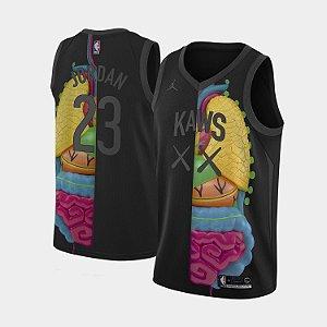Camisa Kaws X Jordan