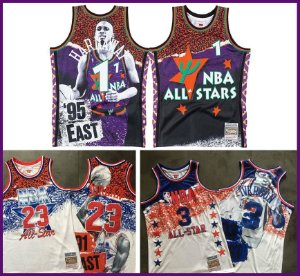 Especiais Classics All Star Authentic Conf. Leste M&N