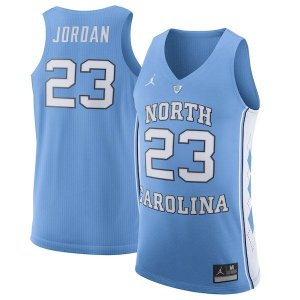 Camisas de Basquete North Carolina - 23 Michael Jordan, 15 Vince Cater