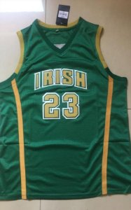 Camisas St. Vincent - St. Mary High School (Irish) - 23 LeBron James
