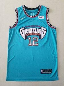 Camisas Memphis Grizzilies  - 12 Morant