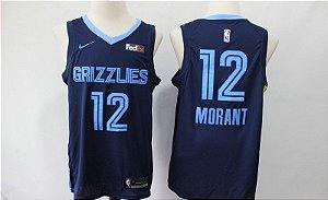 Camisas de Basquete Memphis Grizzilies  - 12 Morant