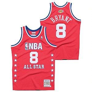 Camisa Especial All Star Game 2003 Hardwood Classics M&N - 8 Kobe Bryant