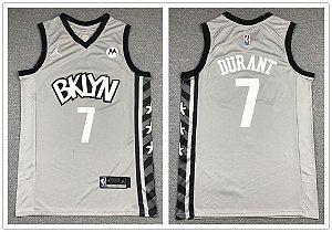 Camisa de Basquete Brooklyn Nets - BKLYN - 11 Kyrie Irving, 7, Kevin Durant, 13 James Harden