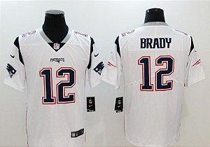 Camisas New England Patriots - 12 Tom Brady, 87 Rob Gronkowski