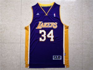 Camisa Los Angeles Lakers retrô - 34 Shaquille O'Neal