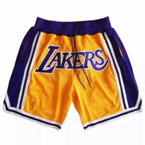 Shorts NBA Just Don - Los Angeles Lakers