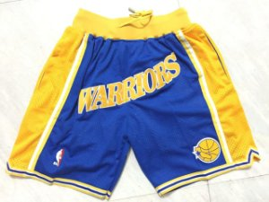 Shorts NBA Just Don - Golden State Warriors