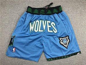 Shorts NBA Just Don - Seattle Supersonics, Atlanta Hawks, Minnesota Timberwolves, Washington Bullets