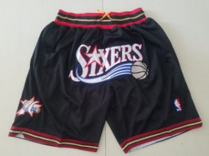 Shorts NBA Just Don - Philadelphia 76ers, Denver Nuggets