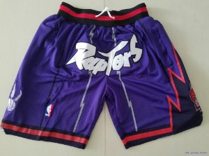 Shorts NBA Just Don - Toronto Raptors, Milwaukee Bucks