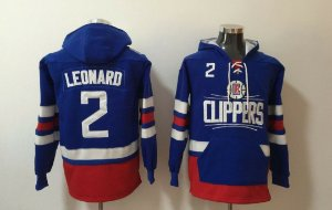 Blusas NBA L.A. Cippers - 2 Leonard, 13 Paul George