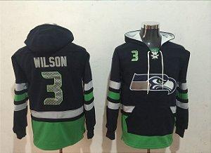 Blusas NFL Seattle Seahawks - 3 Wilson