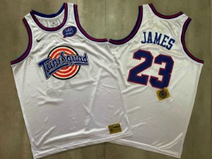 Camisa de Basquete / Shorts TuneSquad e Monstar (Space Jam - O Filme) Authentic - 23 Lebron James