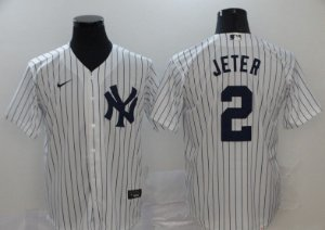 Camisas MLB New York Yankees - 99 Judge, 2 Jeter