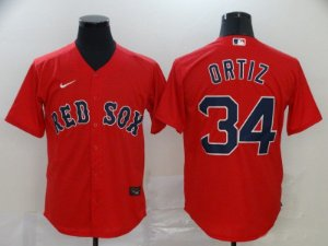 Camisas MLB Boston Red Sox - 34 Ortiz