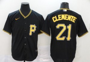Camisas MLB Pittsburgh Pirates - 21 Clemente