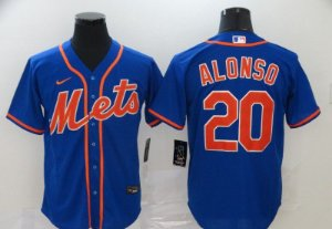 Camisas MLB New York Mets - 20 Alonso